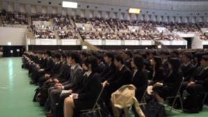 神戸大学 入学式