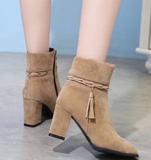 女性 ブーツ